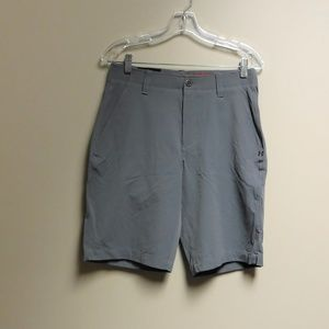 Men's Gray Under Armour Shorts Size 30 NWT
